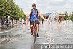4122710 / Велосипедист