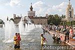 4129820 / Отдых у фонтана