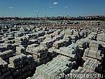 6199651 / Склад бетонных бордюров