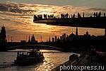 6213136 / Москва на закате солнца