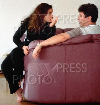 Немцов с дочерью / PhotoXPress