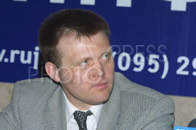443238 / Юрий Грушин. Юрий Грушин, сын барда Валерия Грушина.