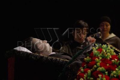 Российские знаменитости погибшие при странных