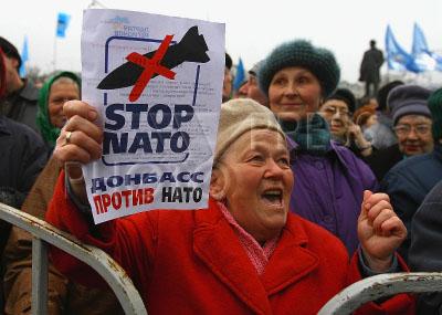 """Если бы референдум по вступлению в НАТО был проведен сегодня, 75% голосовали бы """"за"""", - опрос - Цензор.НЕТ 8079"""