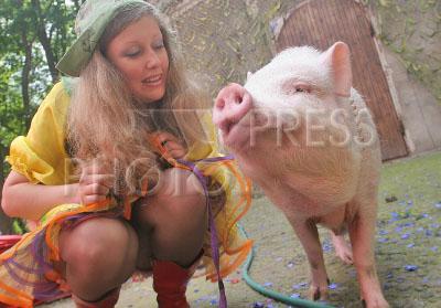 Фильм про секс баб со свиной