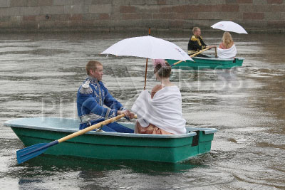 где можно кататься на своей лодке в москве