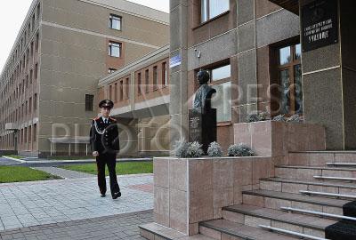 Суворовское военное училище мвд