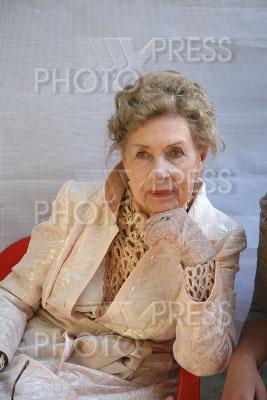 2876761 / Инна Макарова. 19-й Международный фестиваль актеров кино `Созвездие`. На снимке: актриса Инна Макарова.