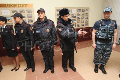Китель Сотрудника Полиции Нового Образца Фото - фото 7