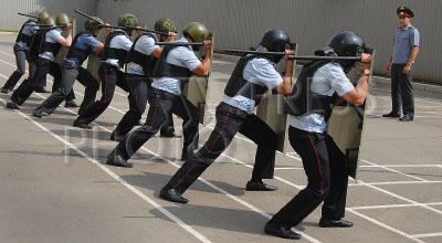 Специальные средства полицейских тебе