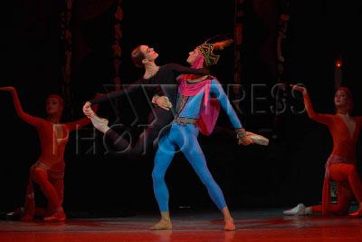 Лопаткина и Иванченко / PhotoXPress