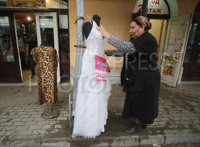 Апраксин двор. свадебные платья