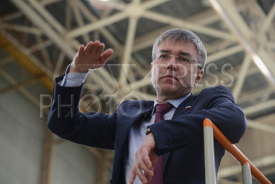 4191911 / Евгений Ревенко. На снимке: депутат Госдумы Евгений Ревенко.