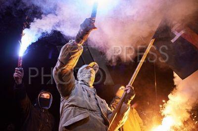 4195613 / Акция за торговую блокаду Донбасса. Майдан Незалежности. Вече сторонников торговой блокады Донбасса.