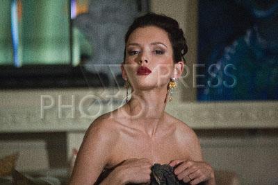 4212930 / Паулина Андреева. На снимке: актриса Паулина Андреева.