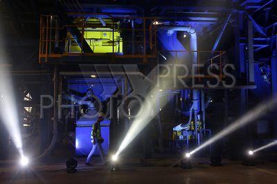 4226612 / Литейный комплекс. ООО `ОМЗ-Спецсталь`. Открытие модернизированного литейного комплекса.