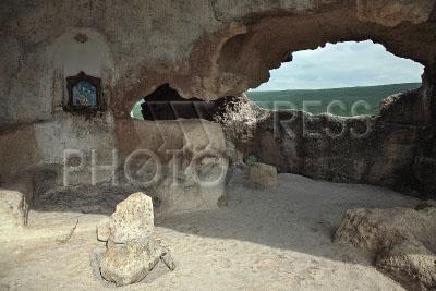 4228191 / Пещерный город. Пещерный город Эски-Кермен. Храм Судилище.