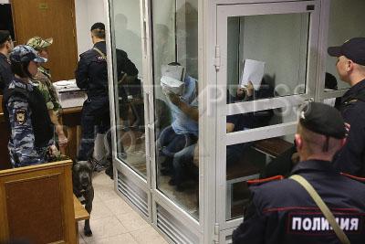 4242015 / Дело `банды ГТА`. Московский областной суд. Заседание по уголовному делу `банды ГТА`.