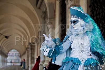 4291147 / Венецианский карнавал. Венецианский карнавал.