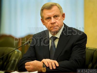 4342465 / Яков Смолий. Новый глава Национального банка Украины (НБУ) Яков Смолий.