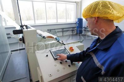 4364457 / Завод `Гекса`. Торопецкий завод `Гекса` по производству спанбонда (уникальный композитный нетканый материал).