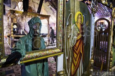 4369144 / Музей `Чернобыль`. Национальный музей `Чернобыль`.