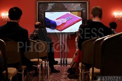 4376721 / Трансляция инаугурации. Торжественная церемония вступления в должность президента РФ Владимира Путина. Трансляция инаугурации.