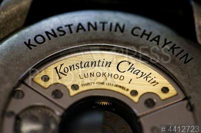 4412723 / Часы. Производство часового бренда `Константин Чайкин`.