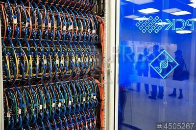 4505267 / Суперкомпьютерный центр. Санкт-Петербургский политехнический университет Петра Великого. Суперкомпьютерный центр (СКЦ) `Политехнический`. Сервера.