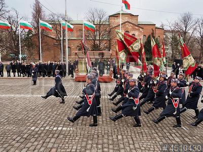 4510430 / День освобождения Болгарии. День освобождения Болгарии от османского ига. Празднование освобождения Болгарии в Русско-Турецкой войне 1877-1878 годов.