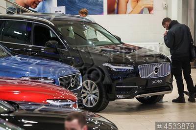 4533879 / Автомобили Volvo. Дилерский центр компании `Volvo Car Family` - официальный дилер марки Volvo в Санкт-Петербурге. Автомобили Volvo.