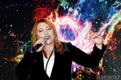 4538787 / Анастасия Спиридонова. Премия `Super Мама. Дети 2019`. Певица Анастасия Спиридонова.