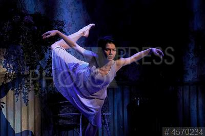 4570234 / Наталья Осипова. Балерина Наталья Осипова.