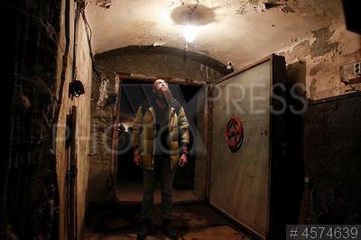 4574639 / Музей `Бункер 703`. Подземный музей городской фортификации `Бункер 703`. Спецхранилище МИД СССР.
