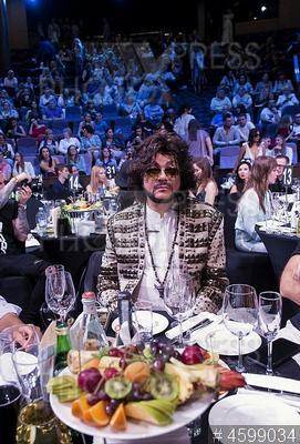 4599034 / Филипп Киркоров. Премия `Fashion People Awards 2019`. Певец Филипп Киркоров.