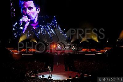 4673039 / Группа `Muse`. Концерт группы `Muse`.