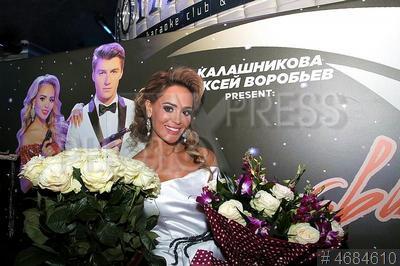 4684610 / Анна Калашникова. `По любви`. Певица Анна Калашникова.
