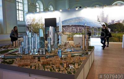 5079406 / Урбанистический форум. Moscow Urban Forum 2019 (MUF) `Качество жизни. Проекты, меняющие города`.