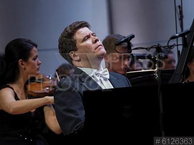 6126363 / Денис Мацуев. Пианист Денис Мацуев.