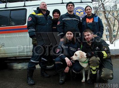 6235198 / Спасатели. Общественный поисково-спасательный отряд (ОПСО) `СпасРезерв`.