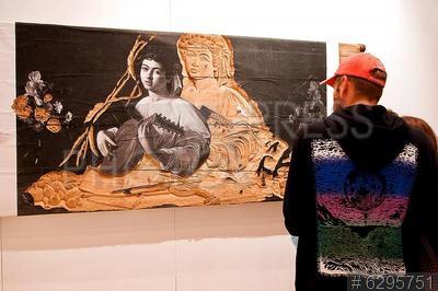 6295751 / Ярмарка `Cosmoscow`. 9-я Международная ярмарка современного искусства `Cosmoscow`.